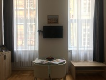 Studio Apartment mit Stadtblick