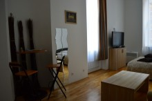 Rumbach Standard One-Bedroom Apartment with Panorama